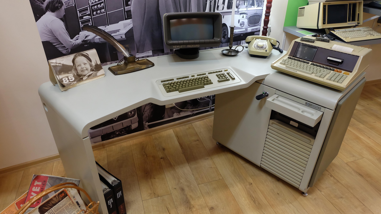Hewlett Packard HP-250