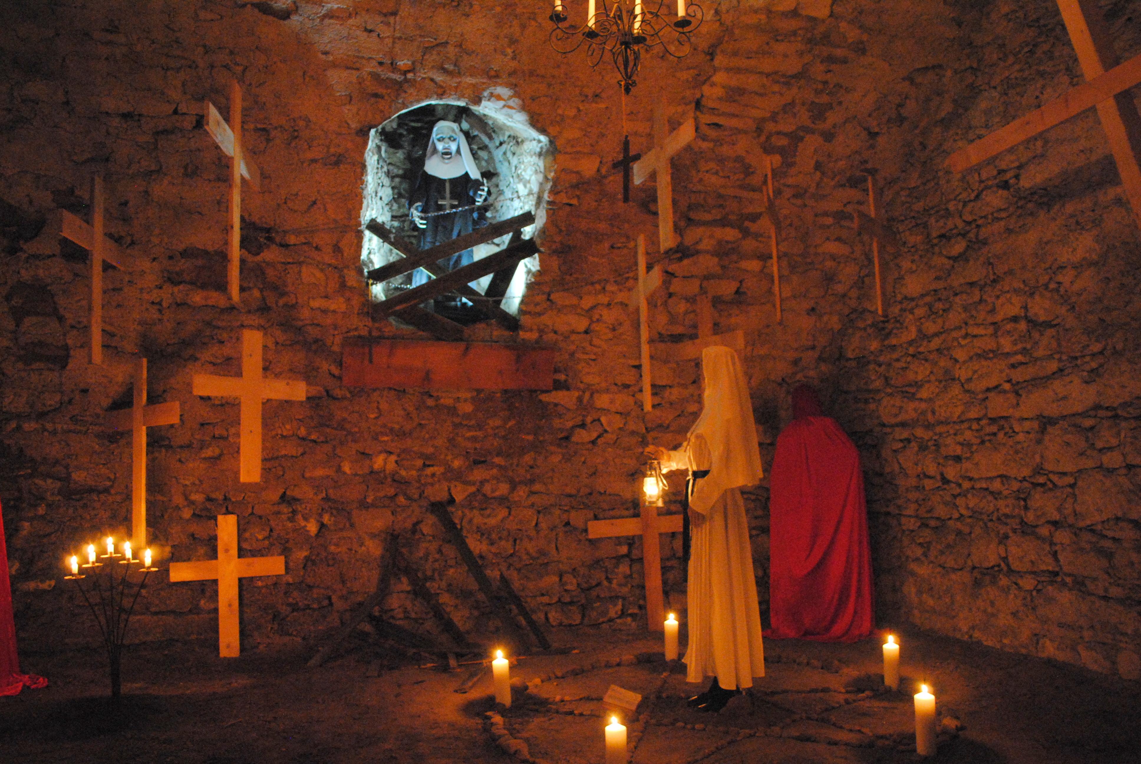 Jedová chýše Žatec - The nun