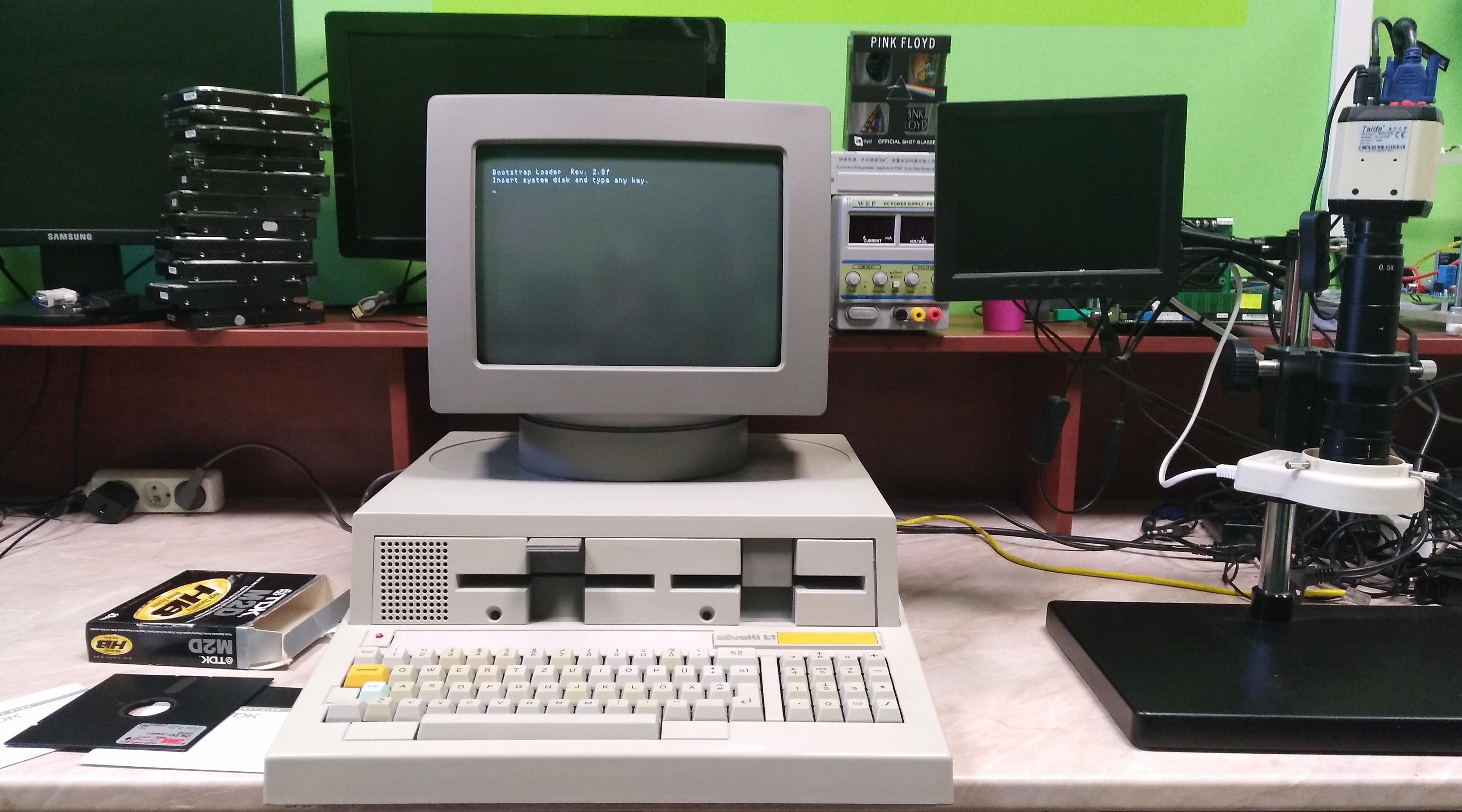 Olivetti L1 M20
