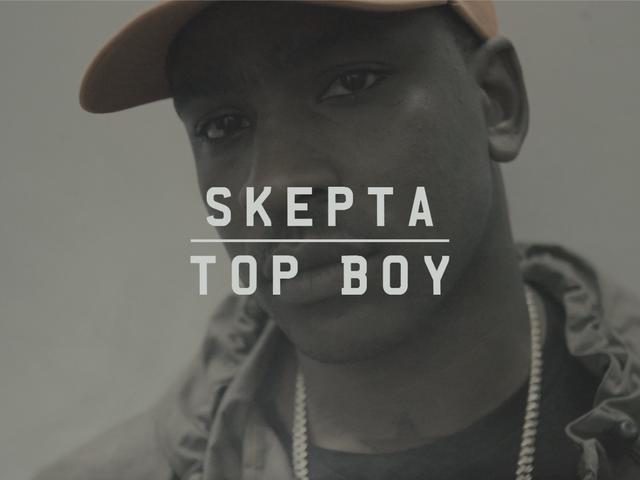 VICE / SKEPTA - TOP BOY