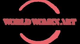 logo world women art