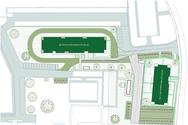 Residentie Keizerhof masterplan