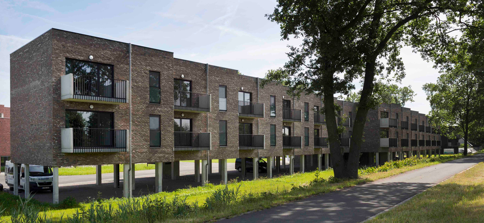 Duurzame hedendaagse architectuur archipro architecten for Hedendaagse architecten