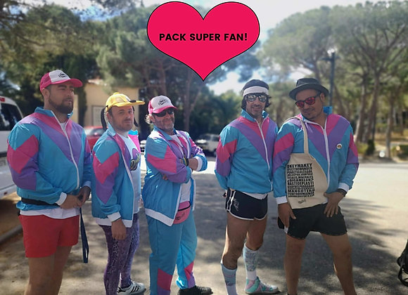 DIVER PACK - SUPER FAN!