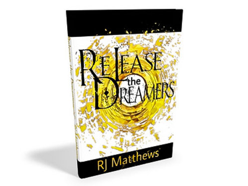 Release the Dreamers Pre-Order