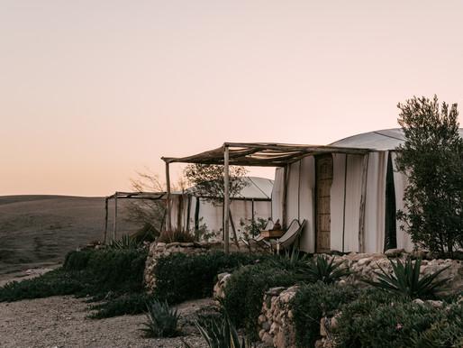 Terre des Etoiles, un Eco-Lodge au coeur du Désert
