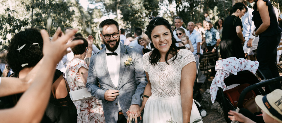 Un mariage en jeans à la Grangette