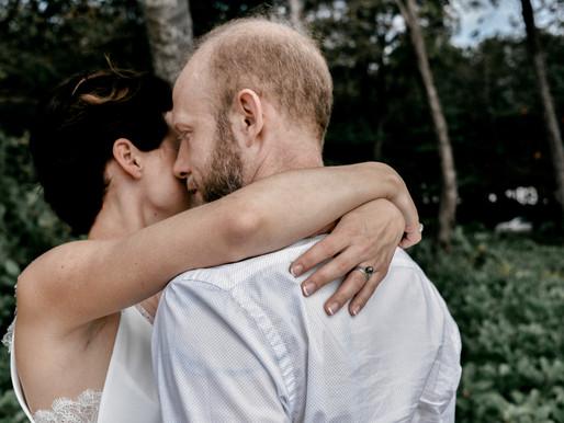 Un beau mariage en Martinique