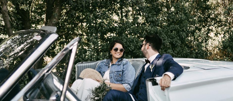 Un mariage au Mas des Violettes
