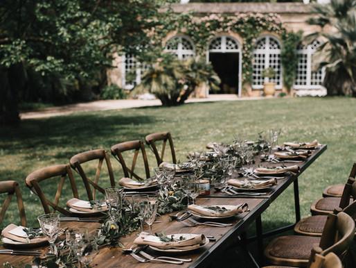 Mariage au Château de Flaugergues