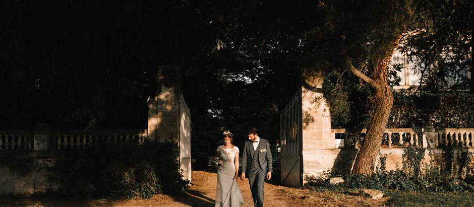 Un beau mariage au Domaine de Villary
