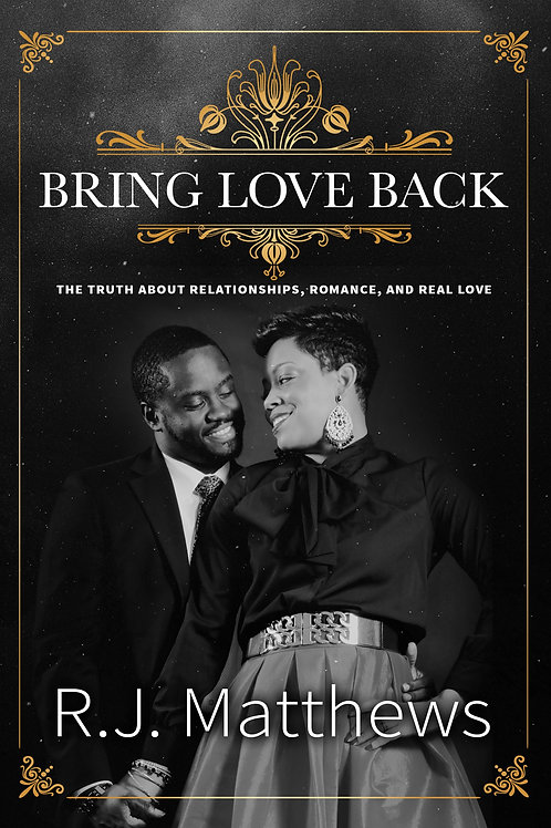 Bring Love Back BOOK
