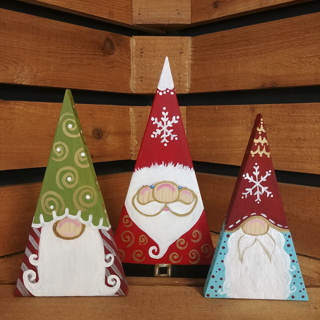 We Three Gnomes