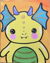 Baby Chinese Dragon