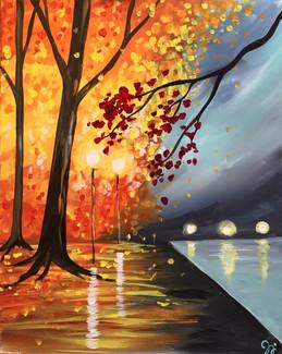 Autumn Waterfront