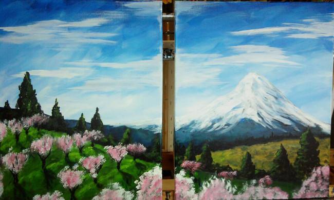 Mt Hood Orchard