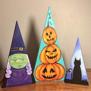 Halloween Trianges