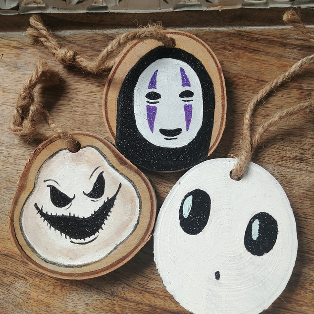 Noface Ghosts