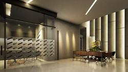 室內透視圖-一層門廳01