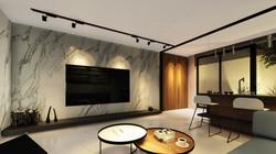 室內透視圖-二層VIP室02