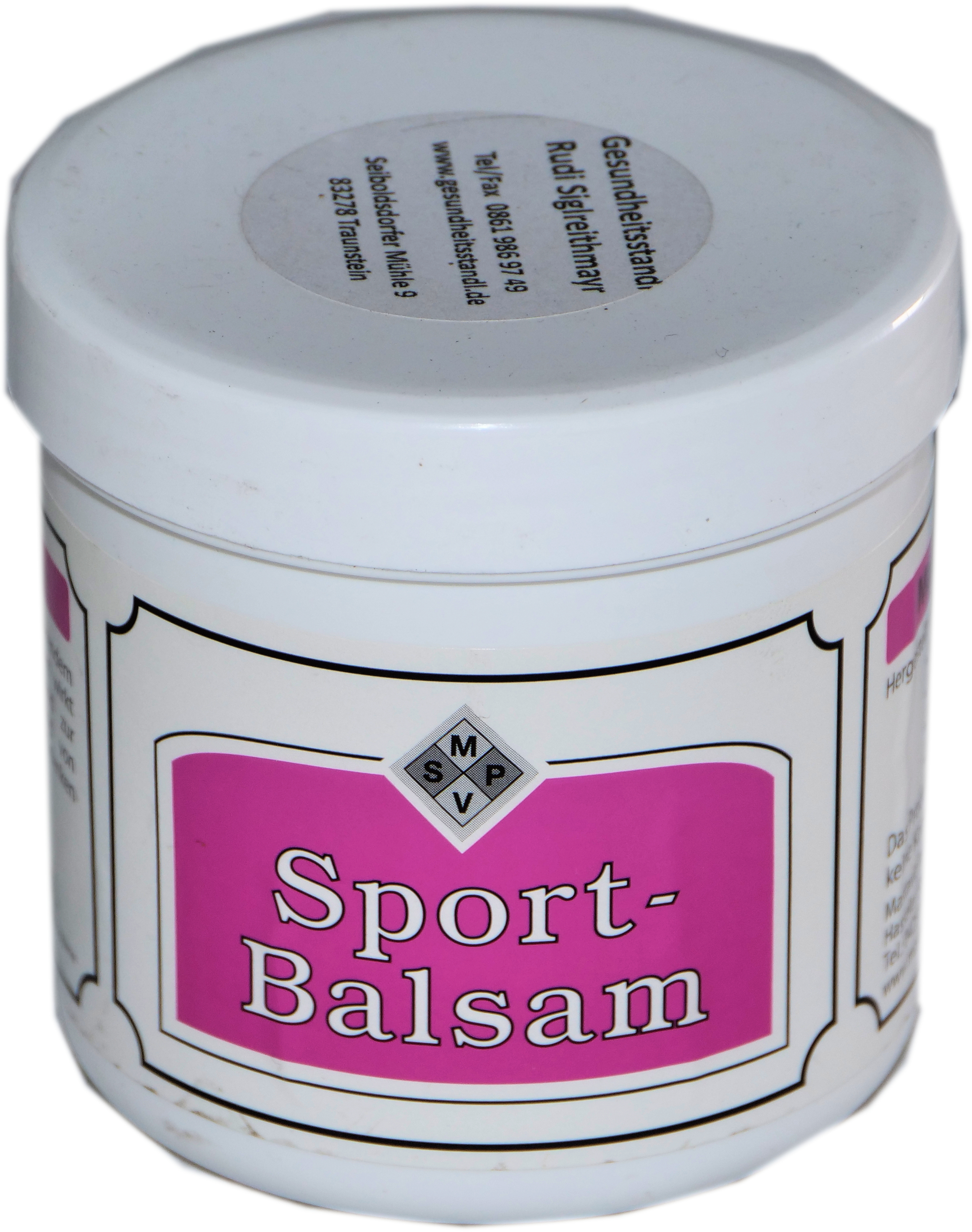 Sportbalsam