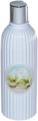 Pflegeshampoo Hair & Body mit biologischer Schafmilch 330ml, Schneerose