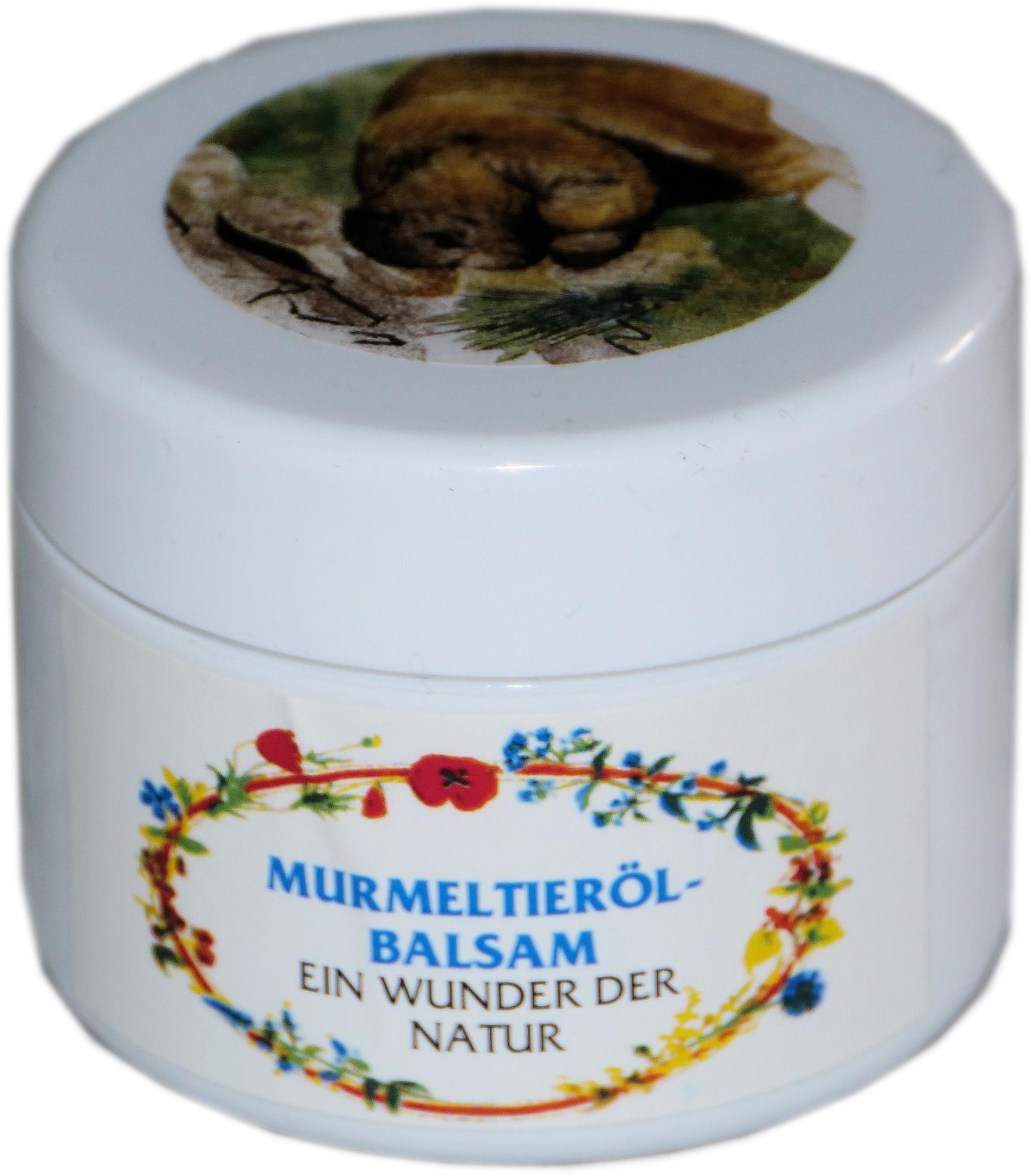 Murmeltieröl-Balsam