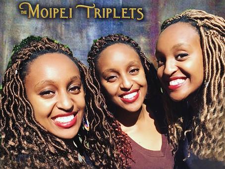 Moipei Triplets NYC Birdland Jazz Theatre Debut