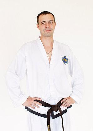 Котов Евгений (тренер тхэквон-до ITF)