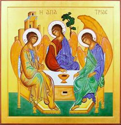 Coro San Clemente - Icona Trinità
