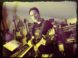 Ipiman - Alba - Variax guitar