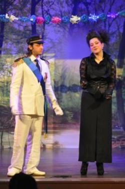 Ariosto e Clotilde