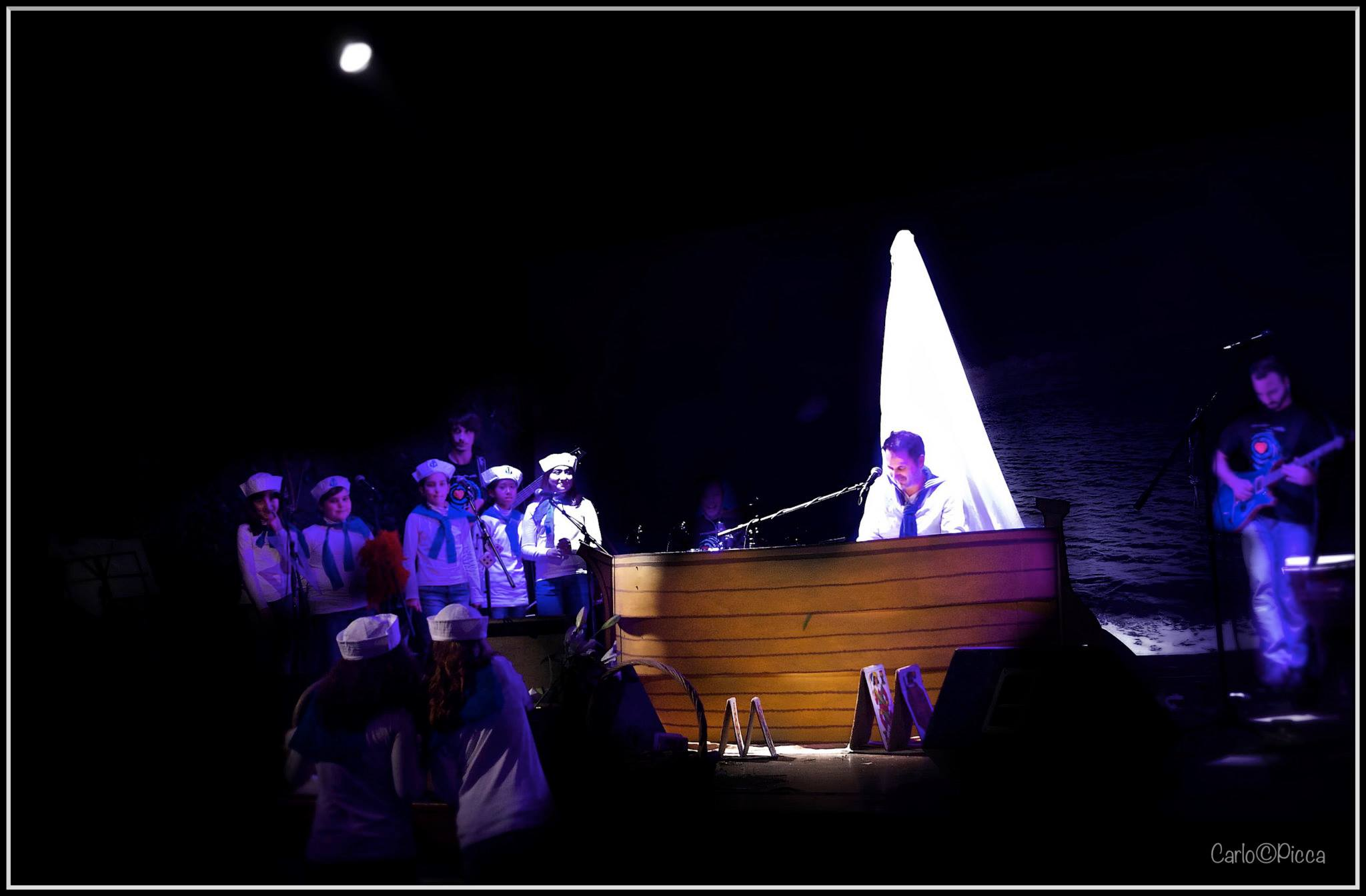 Opeliu Teatro Aurora