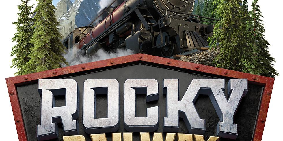 Camp ROCKY RAILWAY