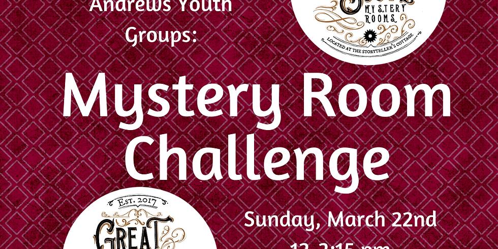 Mystery Room Challenge