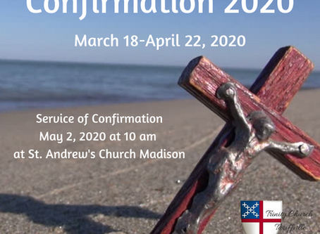 Update on Confirmation