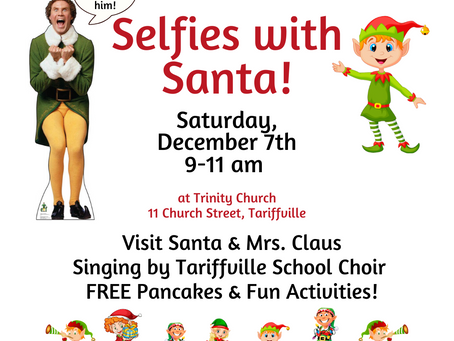 Selfies, Lessons and Carols this week... Pageant Next!
