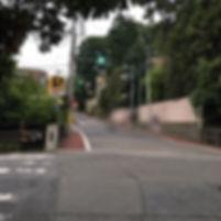 東横線二子玉川駅からわぼく和穆はり灸マッサージまでの道順5・丸子川