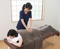 腰痛の整体マッサージ施術