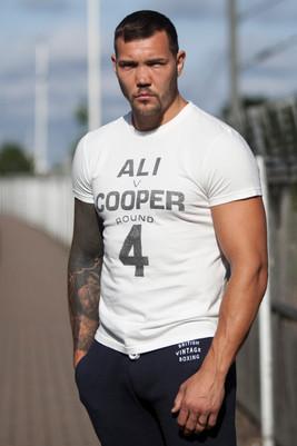 ALI V COOPER T-SHIRT