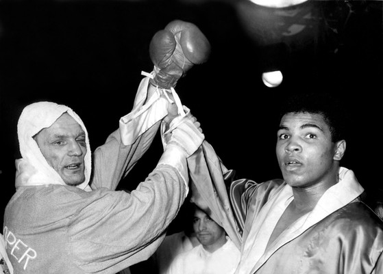 ALI V CLAY 1963 CLICK TO READ MORE