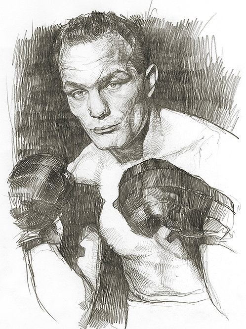 SIR HENRY COOPER 1962  - 20 Limited Edition Prints A3 (42 X 29.7cm)