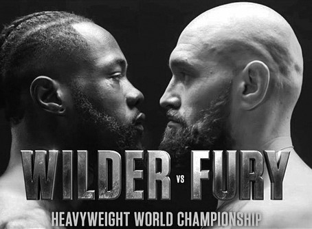 Wilder vs. Fury prediction: Competition winning blog by Gavin Worley