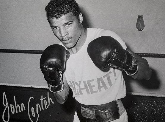 JOHN CONTEH - READ MORE