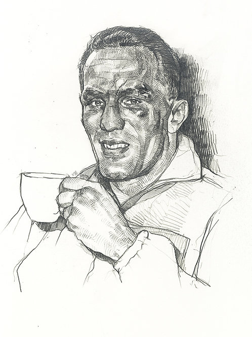SIR HENRY COOPER 1958  - 20 Limited Edition Prints (25 x 20cm)