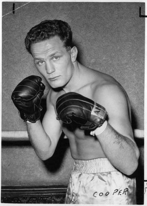 'OUR ENRY' HENRY COOPER - READ MORE