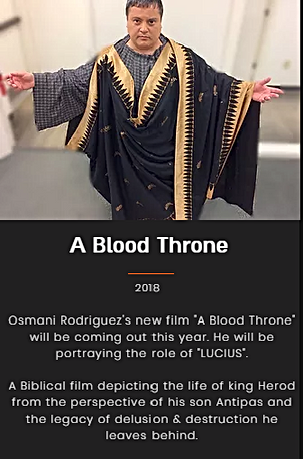 A Blood Throne