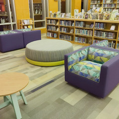 Reading Zone Seating