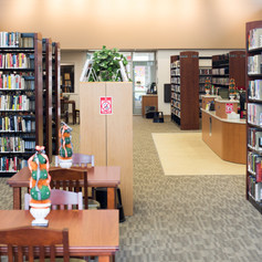 Gonzales Main Library