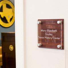 Mary Elizabeth Tinsley Texas History Center